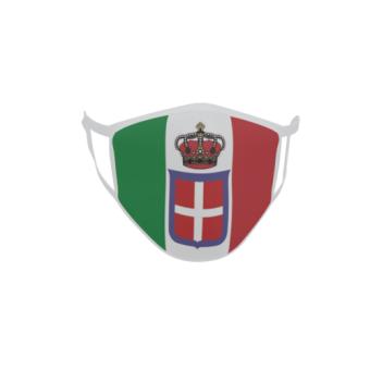 Gesichtsmaske Behelfsmaske Mundschutz Königreich Italien