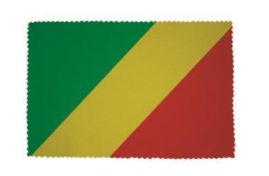 Glasreinigungstuch Kongo Brazzaville