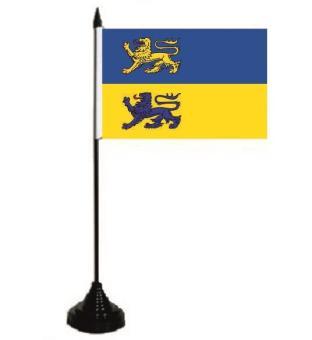 Tischflagge Kreis Schleswig-Flensburg 10 x 15 cm