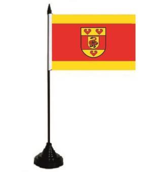 Tischflagge Kreis Steinfurt 10 x 15 cm