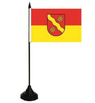 Tischflagge Kreis Warendorf 10 x 15 cm