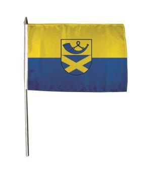 Stockflagge Kreuztal 30 x 45 cm