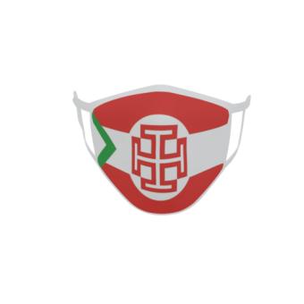 Gesichtsmaske Behelfsmaske Mundschutz Kruckenkreuz