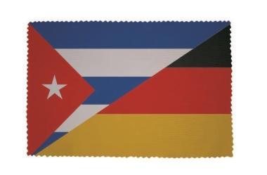 Glasreinigungstuch Kuba-Deutschland
