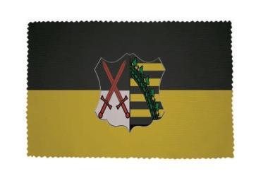 Glasreinigungstuch Kurfürstentum Sachsen