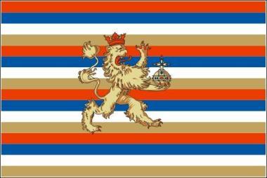Fahne Kurpfalz 90 x 150 cm