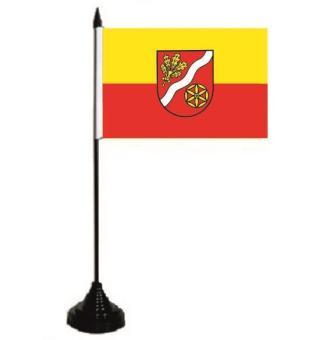 Tischflagge Lahstedt 10 x 15 cm