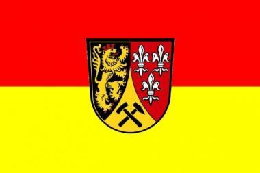 Aufkleber Landkreis Amberg - Sulzbach