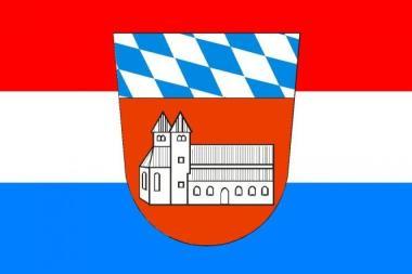 Aufkleber Landkreis Cham