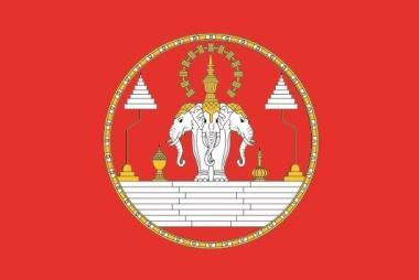 Aufkleber Laos Royal