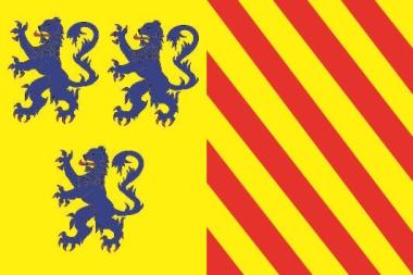 Aufkleber Limousin Region