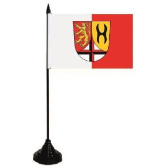 Tischflagge Landkreis Altenkirchen 10 x 15 cm