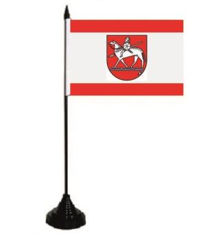 Tischflagge Landkreis Börde 10 x 15 cm