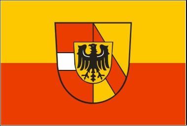 Aufkleber Landkreis Breisgau - Hochschwarzwald 8 x 5 cm
