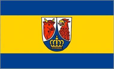 Aufkleber Landkreis Dahme - Spreewald