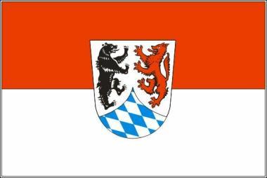 Aufkleber Landkreis Freyung - Grafenau