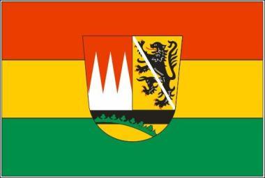 Aufkleber Landkreis Haßberge