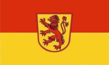 Flagge Lünen