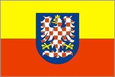 Flagge Mähren
