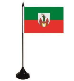 Tischflagge Magdeburg 10 x 15 cm