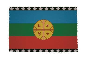 Glasreinigungstuch Mapuches Indianer