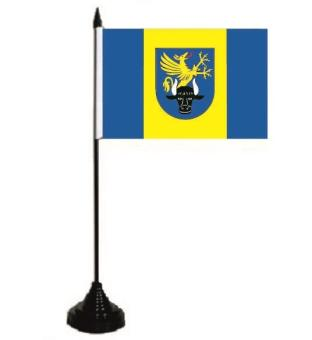 Tischflagge Marlow 10 x 15 cm