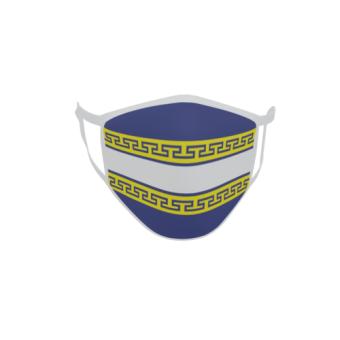 Gesichtsmaske Behelfsmaske Mundschutz Marne Department