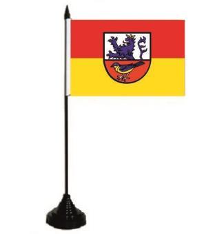Tischflagge Meisenheim 10 x 15 cm