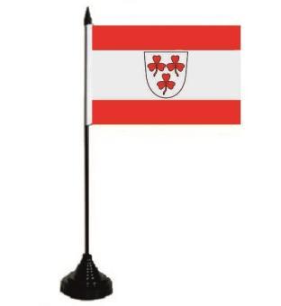 Tischflagge Mettingen 10 x 15 cm