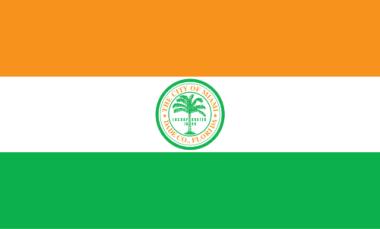 Flagge Miami