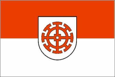 Flagge Mühldorf am Inn