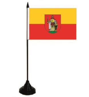 Tischflagge Mylau 10 x 15 cm