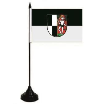 Tischflagge Naila 10 x 15 cm