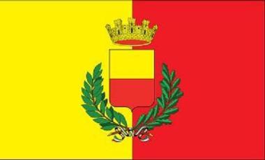 Flagge Neapel Stadt