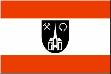 Flagge Neunkirchen ( Saar )