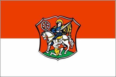 Flagge Neustadt ( Hessen )