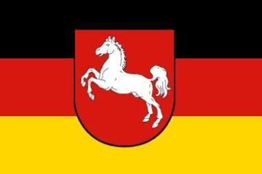 Fahne Niedersachsen 60 x 90 cm