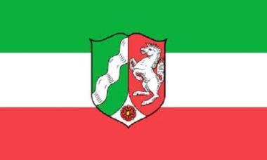 Flagge Nordrhein - Westfalen