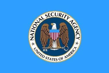 Fahne NSA 90 x 150 cm