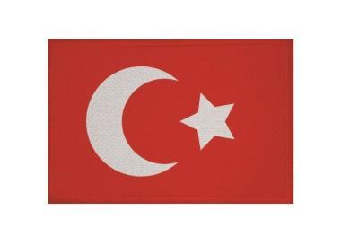 Aufnäher Patch Osmanisches Reich 9 x 6 cm