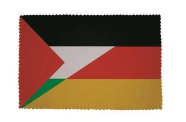 Glasreinigungstuch Palästina-Deutschland