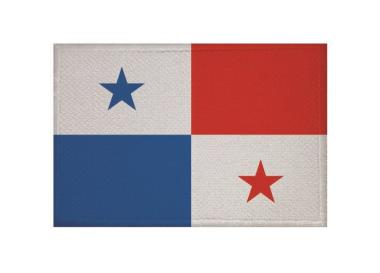 Aufnäher Patch Panama 9 x 6 cm
