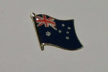 Pin Australien 20 x 17 mm