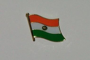 Pin Indien 20 x 17 mm