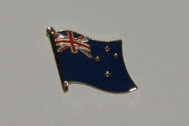 Pin Neuseeland 20 x 17 mm