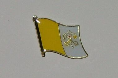 Pin Vatikan 20 x 17 mm