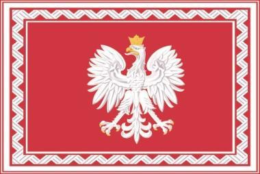 Aufkleber Polen Präsident