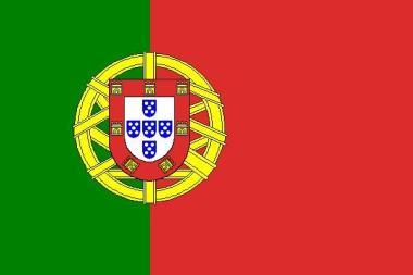 Aufkleber Portugal