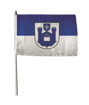 Stockflagge Ravensburg 30 x 45 cm
