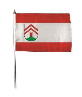 Stockflagge Rödinghausen 30 x 45 cm